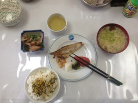 ach meal was as beautifully prepared as this one! Photo credit: Diva Amon.