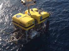 ROV Hercules. Photo credit: Diva Amon