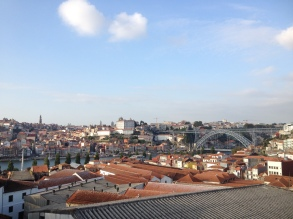 The venue of the conference dinner in Porto